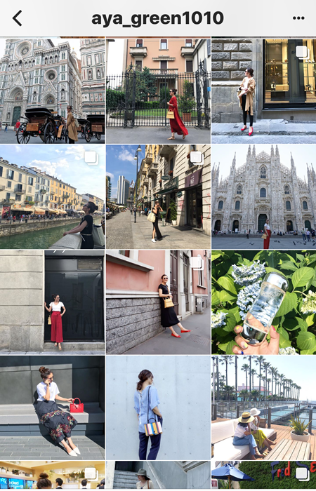 我追蹤的日本主婦IG穿搭-Uniqlo GU 每日穿搭 Instagram Instagramer(31)
