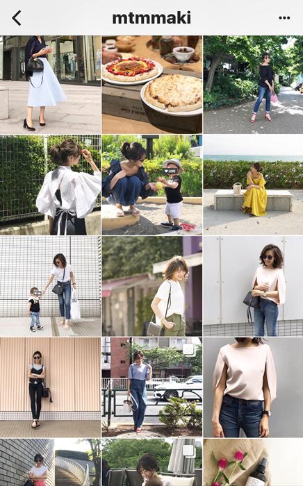 我追蹤的日本主婦IG穿搭-Uniqlo GU 每日穿搭 Instagram Instagramer(24)