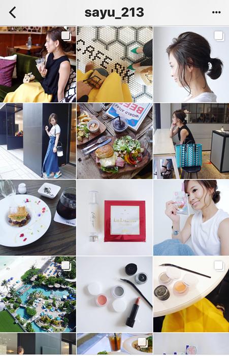 我追蹤的日本主婦IG穿搭-Uniqlo GU 每日穿搭 Instagram Instagramer(42)