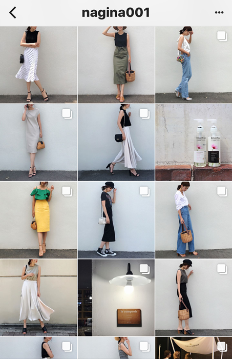 我追蹤的日本主婦IG穿搭-Uniqlo GU 每日穿搭 Instagram Instagramer(46)