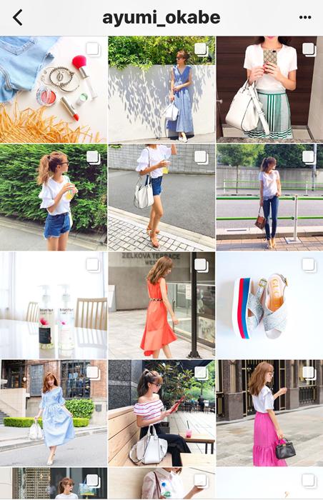 我追蹤的日本主婦IG穿搭-Uniqlo GU 每日穿搭 Instagram Instagramer(40)