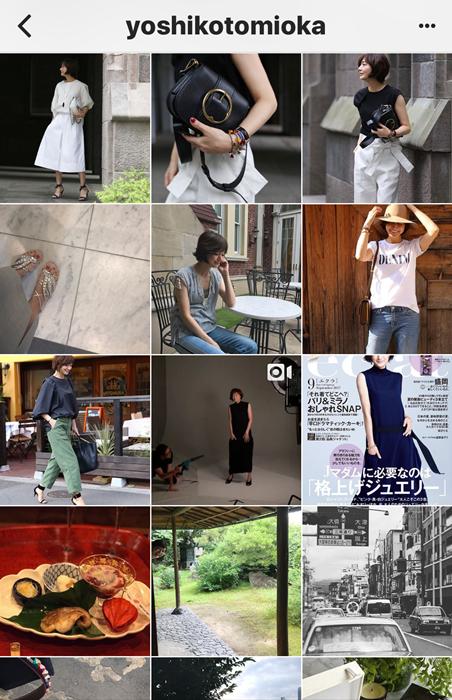 我追蹤的日本主婦IG穿搭-Uniqlo GU 每日穿搭 Instagram Instagramer(37)