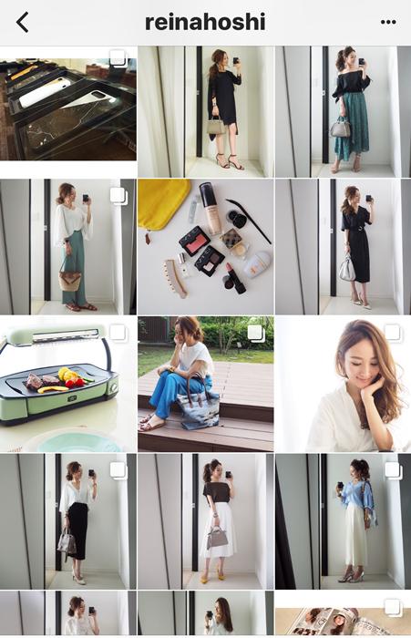 我追蹤的日本主婦IG穿搭-Uniqlo GU 每日穿搭 Instagram Instagramer(28)