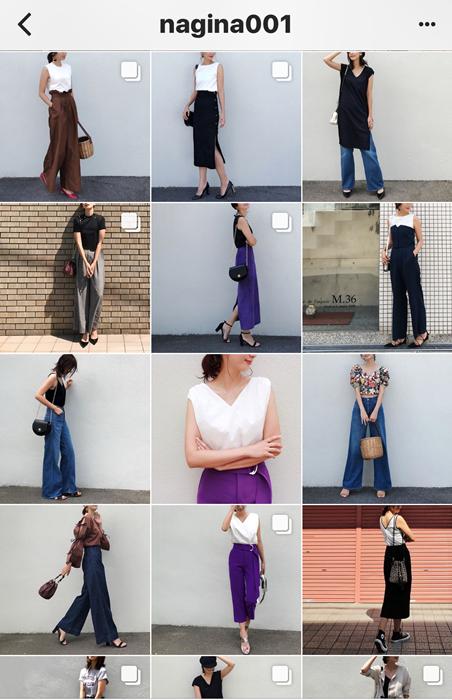 我追蹤的日本主婦IG穿搭-Uniqlo GU 每日穿搭 Instagram Instagramer(45)