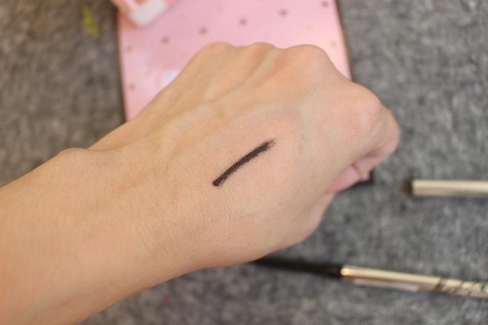 我的眼線筆大集合-10隻眼線筆評比-solone integrate 雅詩蘭黛 clio 婕洛妮絲 etude house my eyeliner(49)