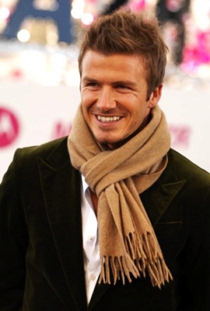 David Beckham Scarves