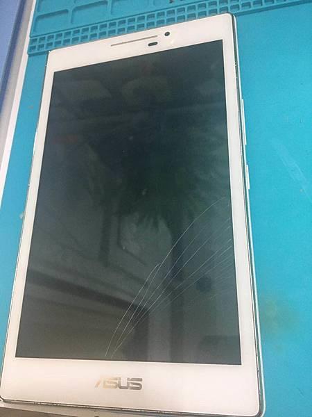 華碩平板Z370KL 面板破裂.jpg