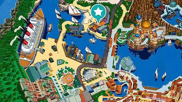 05為了迪士尼-達菲map.jpg