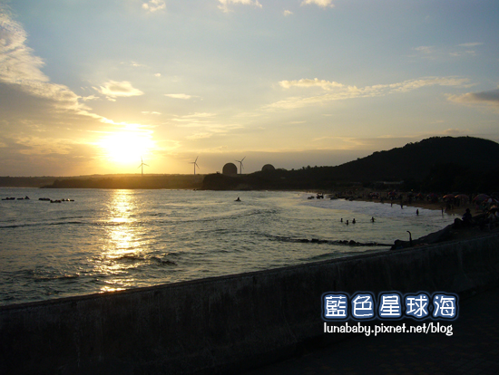 11南灣的夕陽.jpg