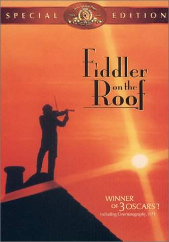 D1,3 Fiddler on the roof 1971 屋上的提琴手