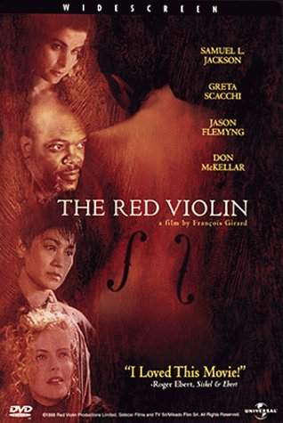 D3,R2 The Red Violin 1999 紅色小提琴