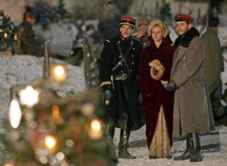 Joyeux Noel-Merry Christmas