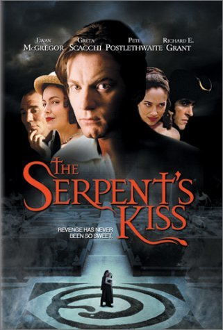 Ewan-TheSerpent's  Kiss