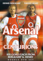 Bergkamp and Henry 100 Goals