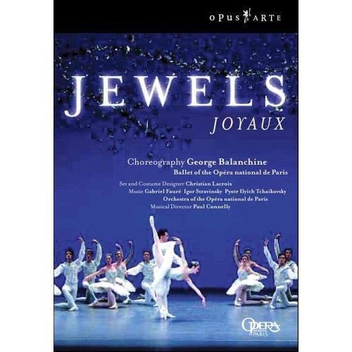 Jewels-Balanchine作品-參與Emeralds 第一單元演出