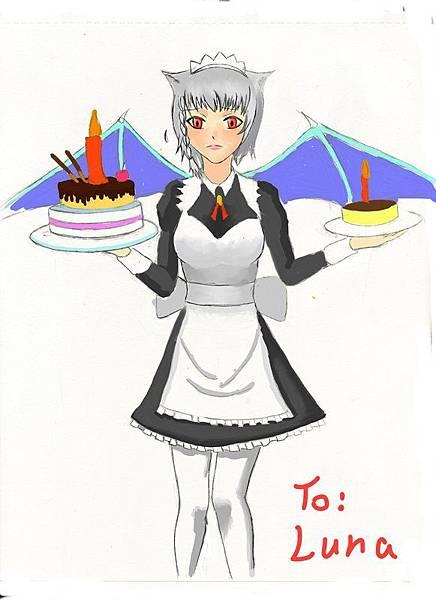 峻哥的生日祝福