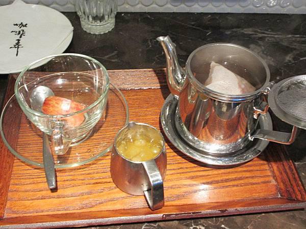【咖啡弄】香檸蘋茶