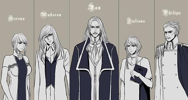 奧古斯特家族