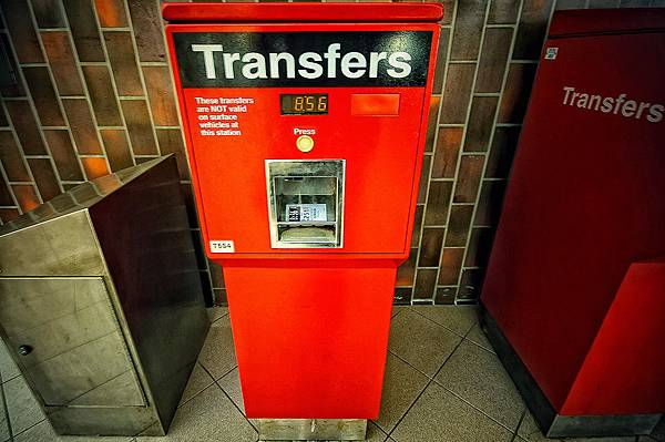 TTC_Transfers-Machine
