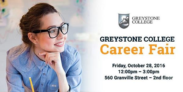 Greystone College - Career Fair 2016
