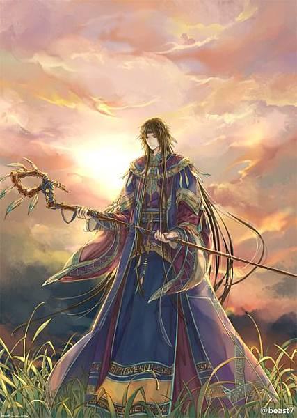 古劍-巫祝版百里屠蘇
