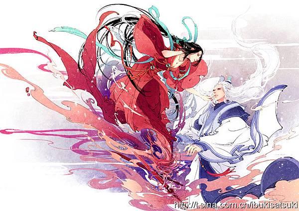 古劍奇譚-紫胤X紅玉