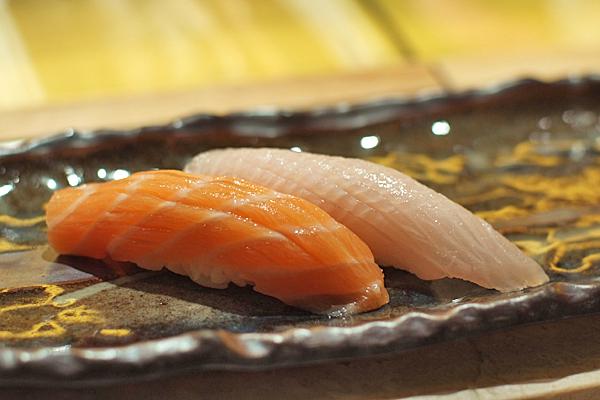 鮭魚肚 & 紅魽肚