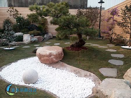 瀧禾 庭院造景