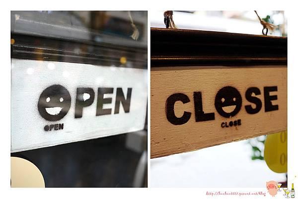 close open