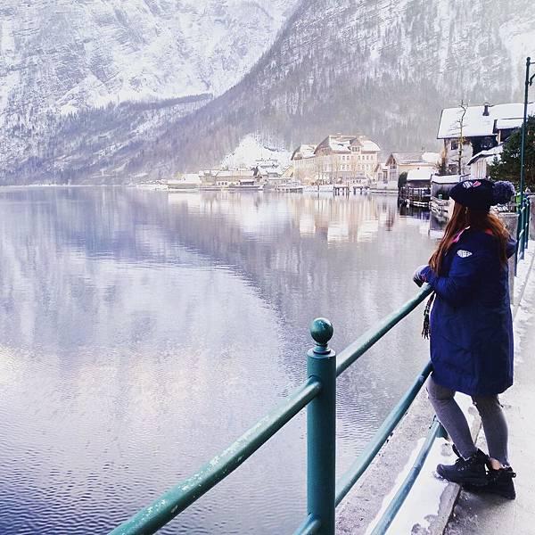 【歐洲/奧地利捷克】蜜月12日Day3 奧地利--鹽礦‧哈斯達特‧聖沃夫岡湖