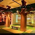 南門園區-紅樓展館(南門童話-沉睡的老樟樹國王)