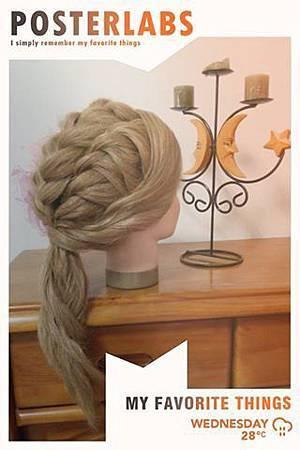嘉義新娘祕書 髮型0826-001