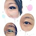 嘉義新娘祕書-眼型調整002