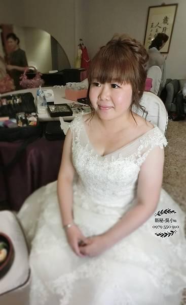 嘉義新秘吳小u-嘉義雅琪白紗造型002.jpg