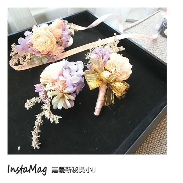 嘉義新秘吳小u-手工乾燥花飾品-紫色夢幻.jpg