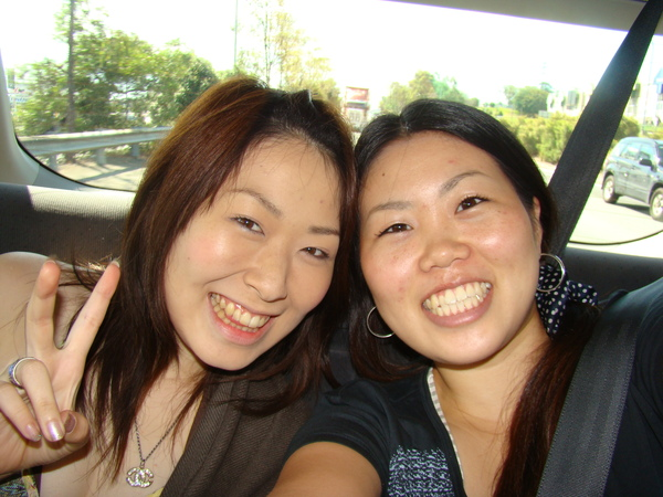Gold coast tour-YUKI & SHINOBU