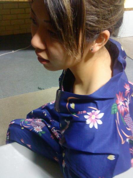 Shinobu's Yukata