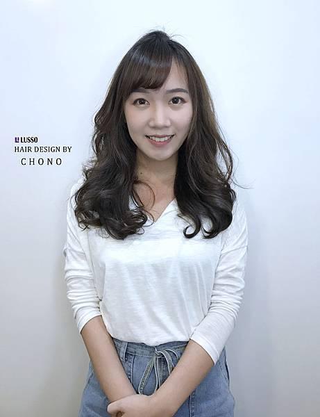 韓系感 浪漫大捲 燙髮😍😍