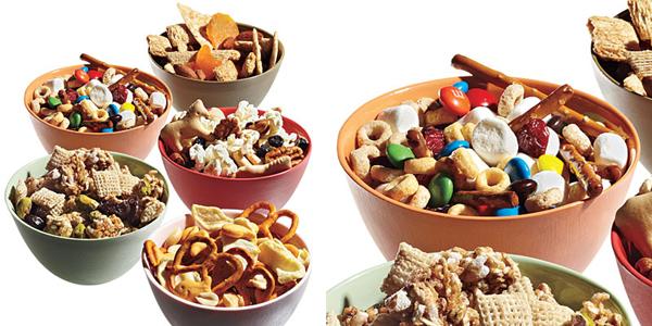10 snack mix