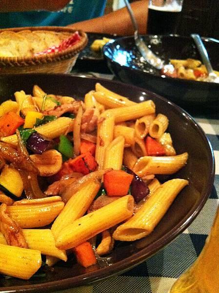 taiwan style pasta