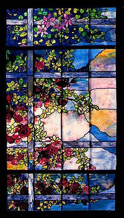 Tiffany Stained Glass 2