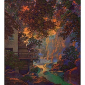 maxfield-parrish-old-oak-glen