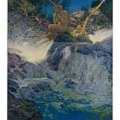 maxfield-parrish-pan-by-a-stream