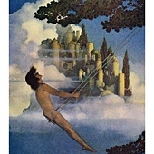 maxfield-parrish-the-dinky-bird