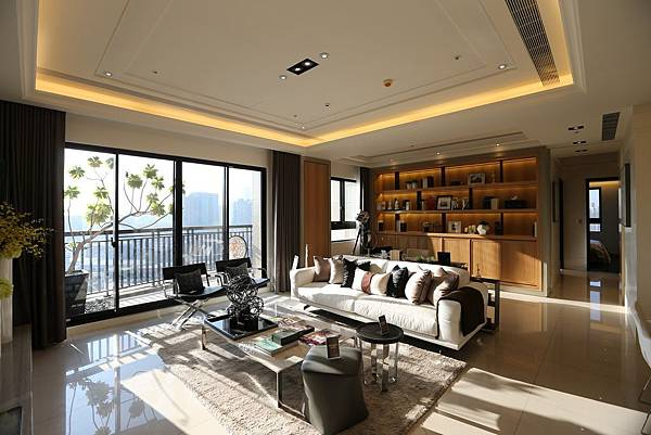 遠雄二代宅,大面積採光視野良好-中和左岸/中和建案-彩虹園