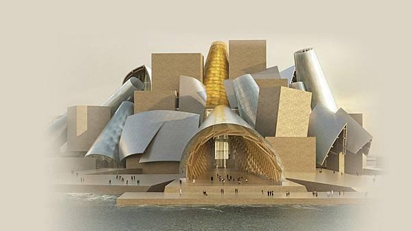 投資不動產- 磁吸五大博物館