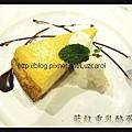 藍紋重乳酪蛋糕