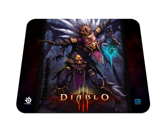 Mouse Pad Witch Doctor
