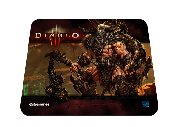 Mouse Pad Barbarian