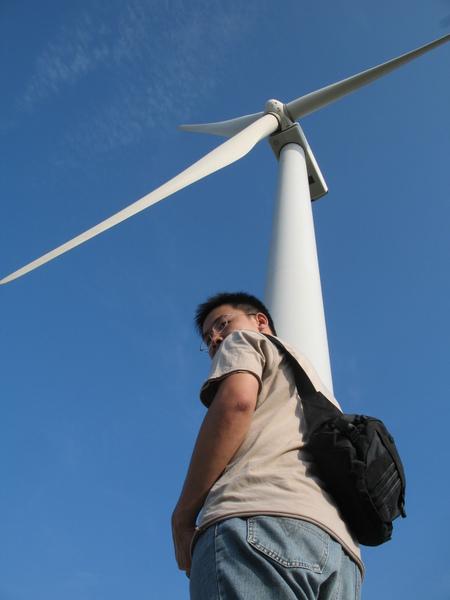 觀音拍風車